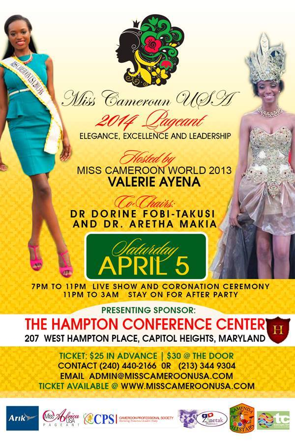Miss Cameroon USA
